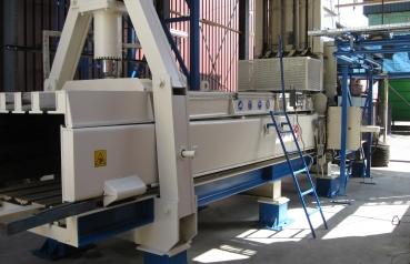 Cooler and baler for Alfalfa production